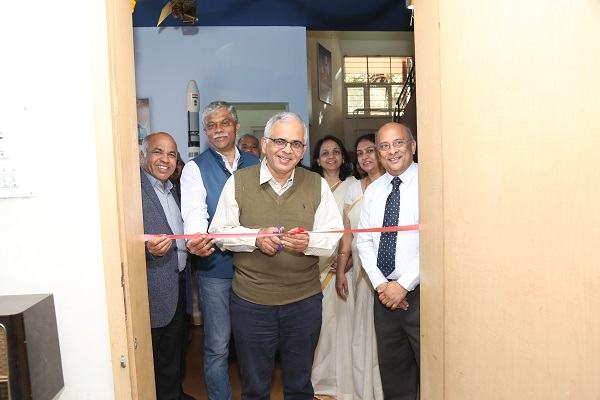 Inauguration of Exposition hall